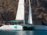 location bateau Tahiti 75