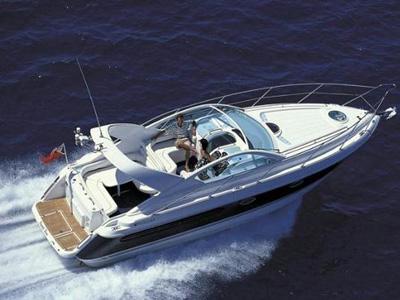 location bateau Targa 34
