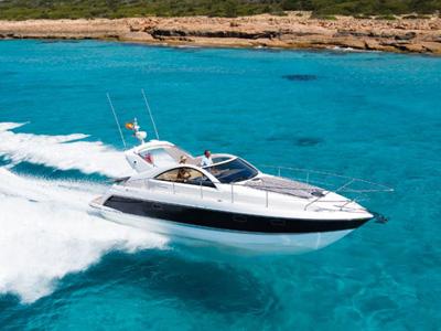 location bateau Targa 38