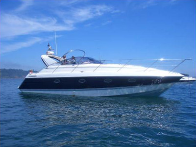 location bateau Targa 39