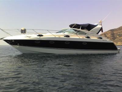 location bateau Targa 43
