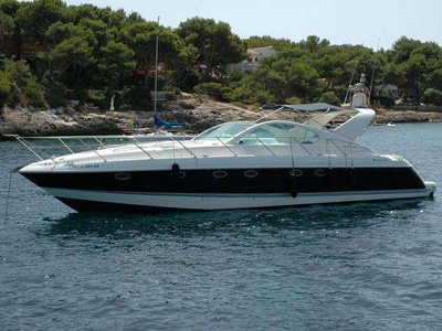 location bateau Targa 48