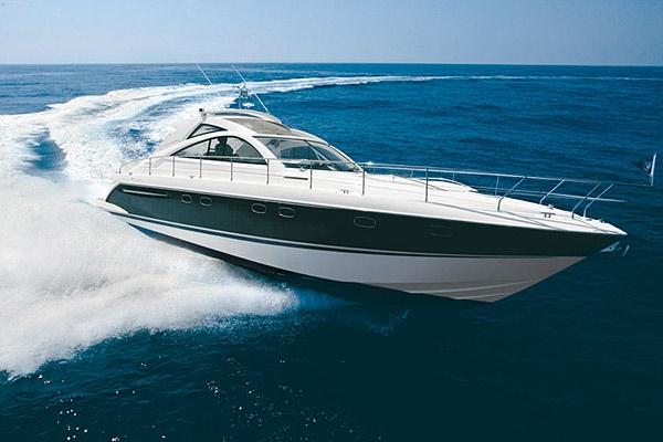 location bateau Targa 52