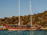 location bateau Tarkan V