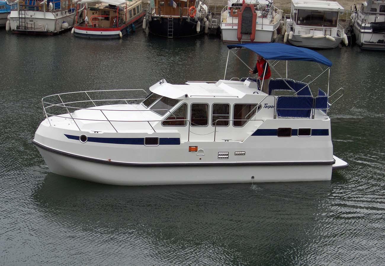 Location bateau  Tarpon 32