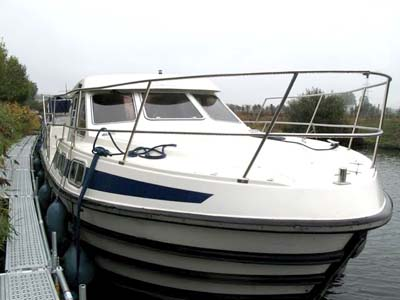Location bateau  Tarpon 37