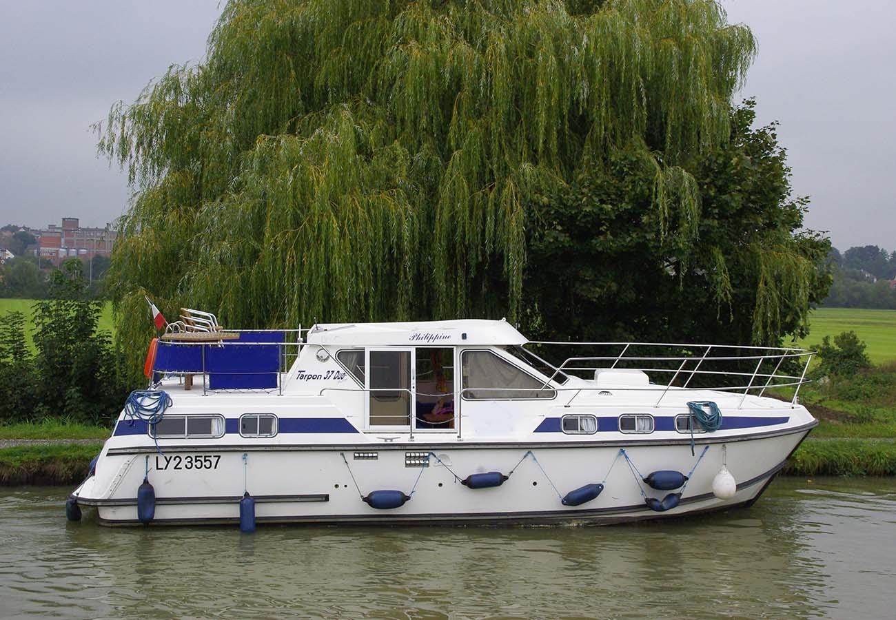 location bateau Tarpon 37 Duo Prestige