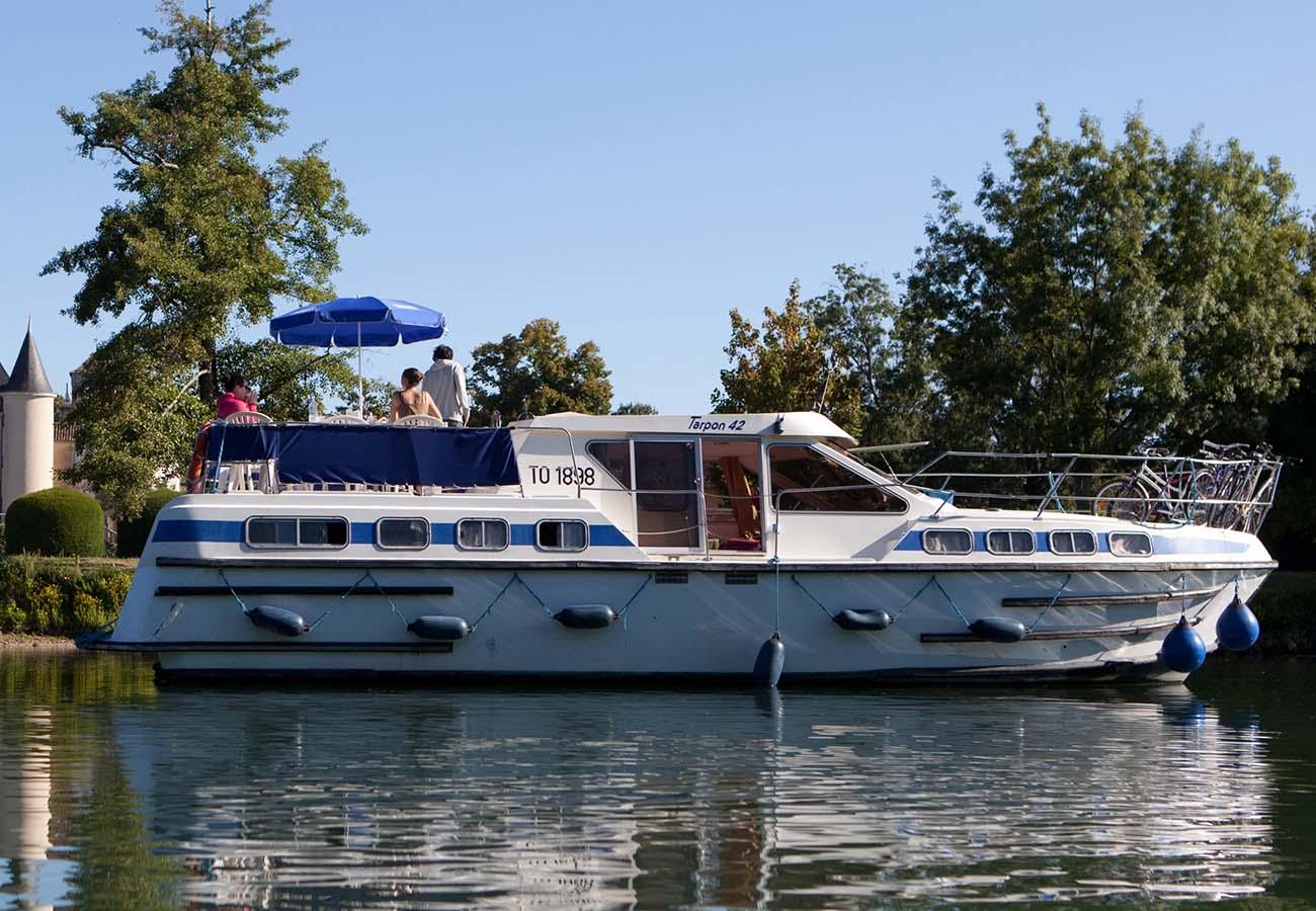 location bateau Tarpon 42