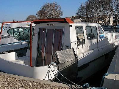 Location bateau  Triton 1060 handy