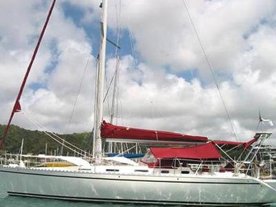 location bateau Triton 48