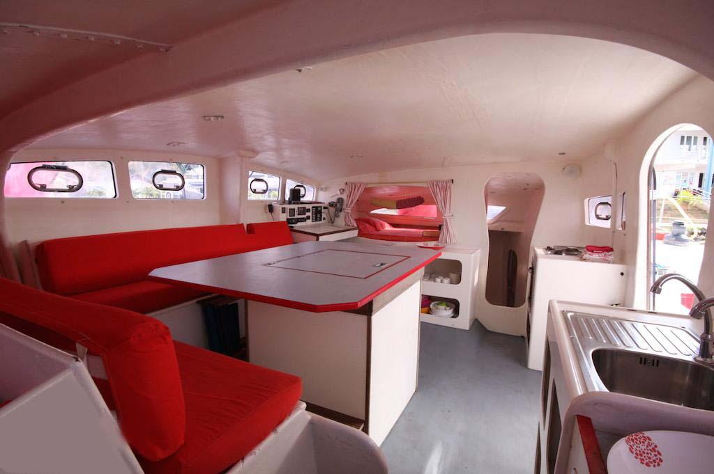 intérieur TS 50