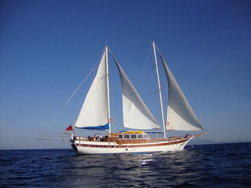 location bateau Tufan V