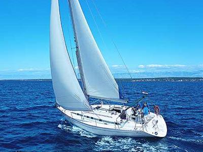 location bateau Vektor 401