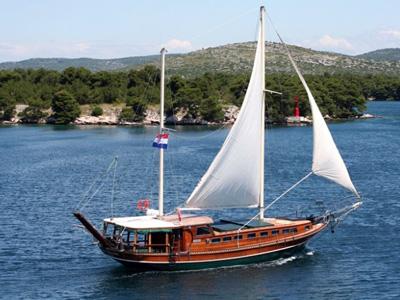 location bateau Vila Vrgada