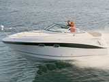 location bateau Vista 248