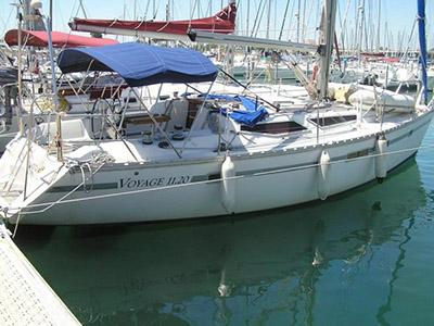 Location bateau  Voyage 11.20