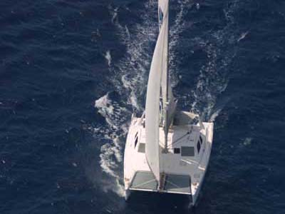 location bateau Voyage 440