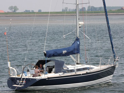 location bateau X 412