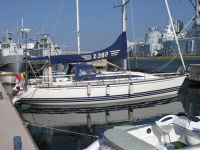 Location bateau  X-382
