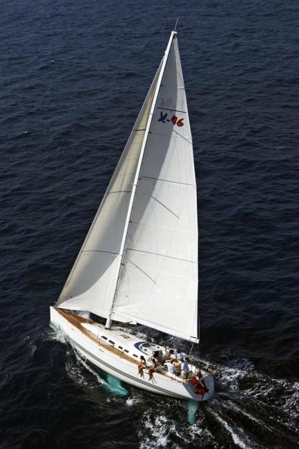 location bateau X-46