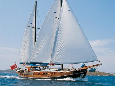location bateau Xenos