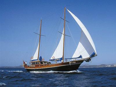 location bateau Xenos 2