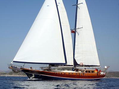 location bateau Xenos 3