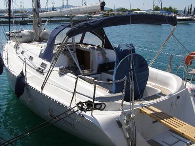 location bateau Y 36