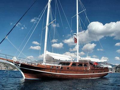 location bateau Yucebey