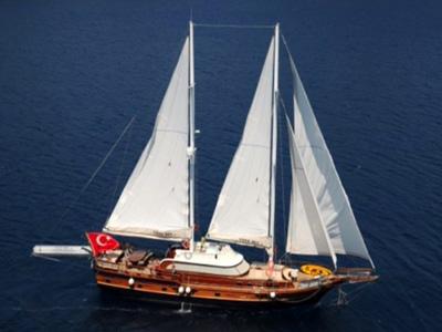 location bateau Yucebey I