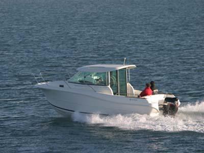 location bateau Merry Fischer 725