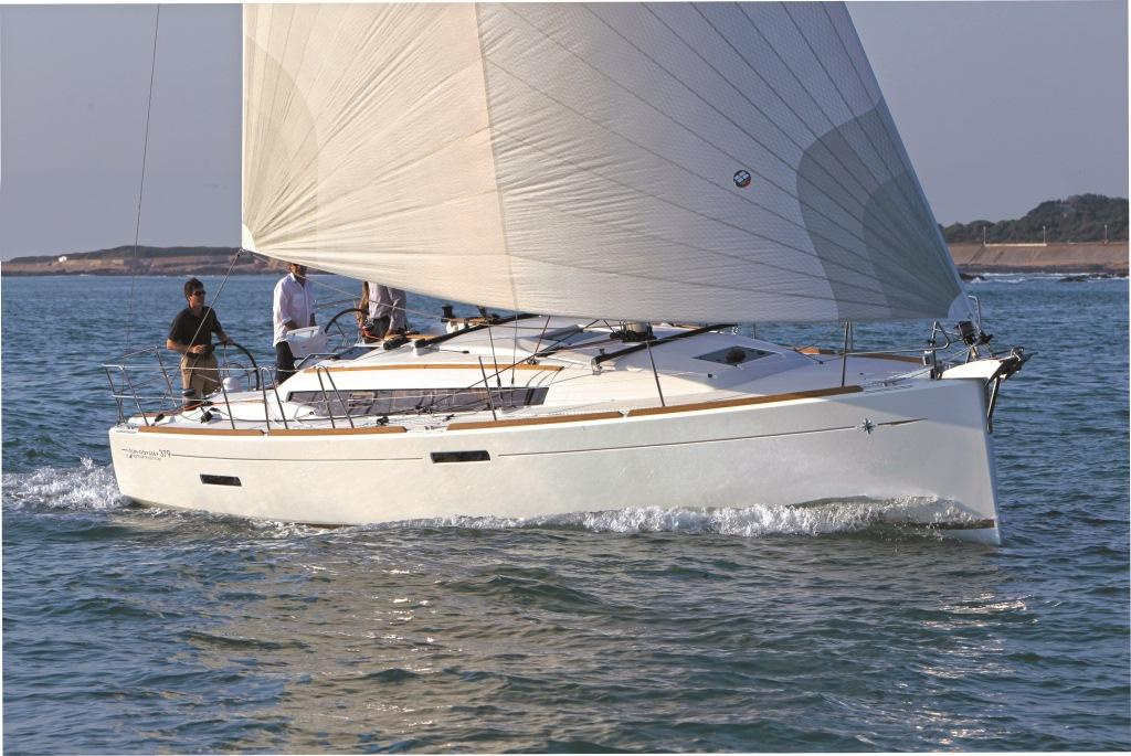 location bateau Sun Odyssey 379