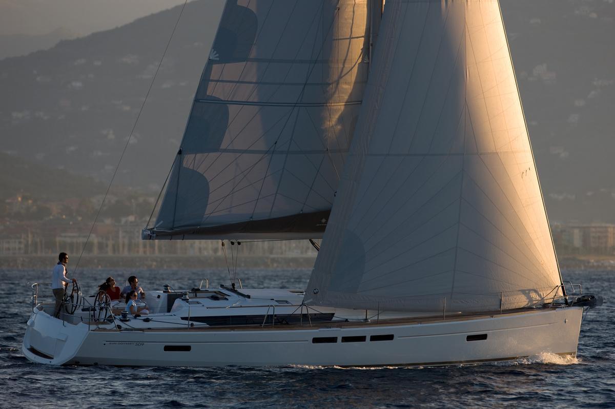 location bateau Sun Odyssey 509