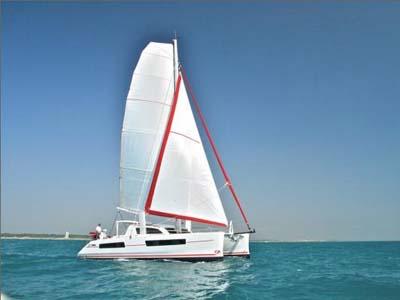 location bateau Catana 47 Custom