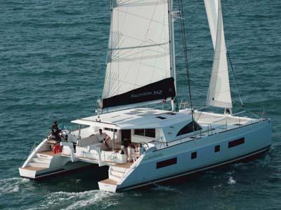Location bateau  Nautitech 542