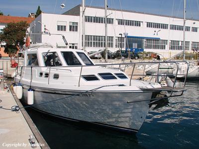 location bateau Adria 1002 V