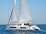 location bateau Catana 47 Carbon Infusion