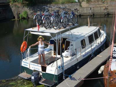 Location bateau  Vistula Cruiser 30