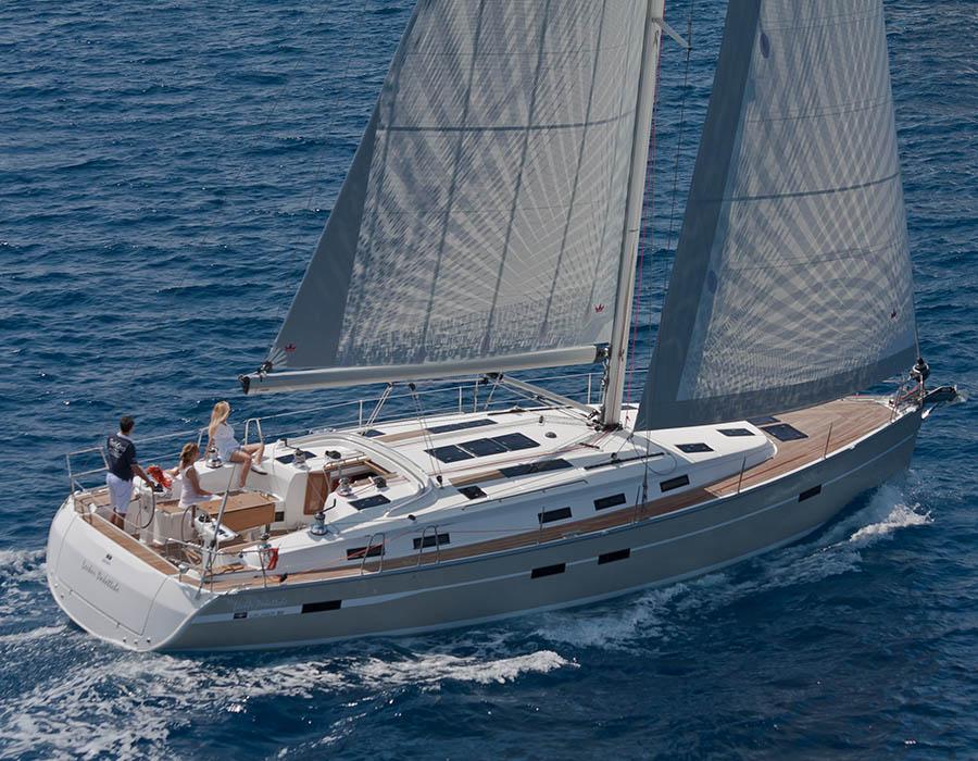 äußere Bavaria Cruiser 50