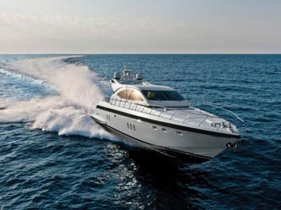location bateau Mangusta 72