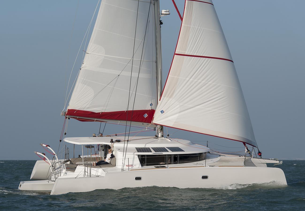 location bateau Neel 45