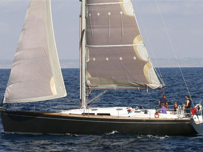 location bateau Comet 45 S