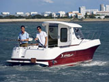 location bateau Arvor 215