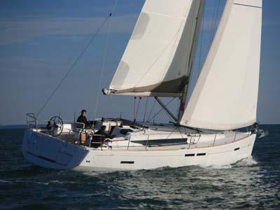 location bateau Sun Odyssey 439 Perf