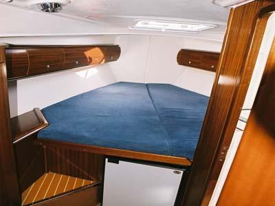 interno Bavaria 41 Cruiser