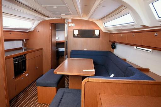 intérieur Bavaria 41 Cruiser