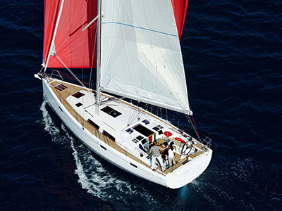 location bateau Hanse 415