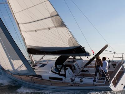 location bateau Salona 41