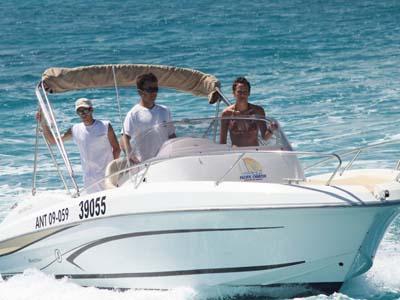 location bateau Flyer 650 Sun Deck
