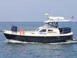 location bateau Courier 970